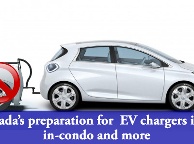 How to handle EV charging in condos: Province-to-Province