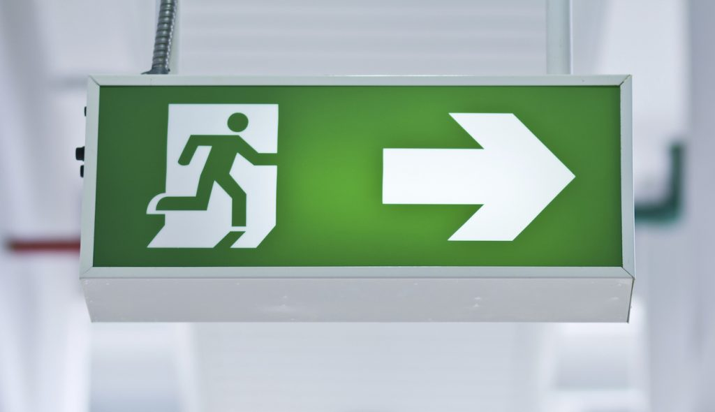 Do you need to replace all your exit signs? – Signature Electric
