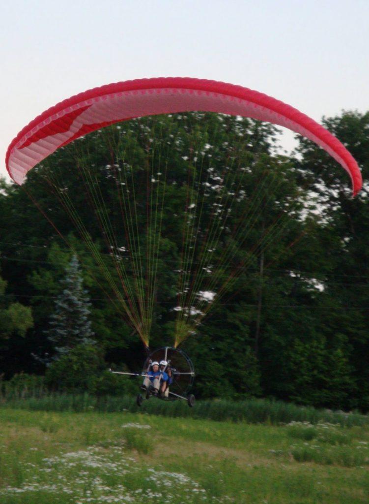 SE-Paragliding