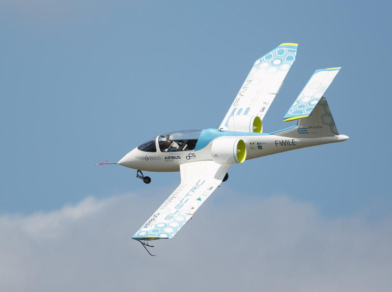 electric-plane