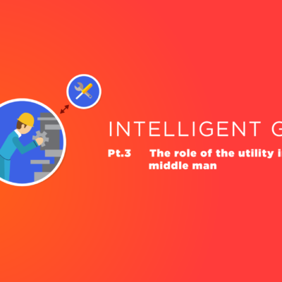 Intelligent grids pt 3, Role of the utility industry as the middle man