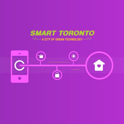 Smart Toronto: City of urban tech