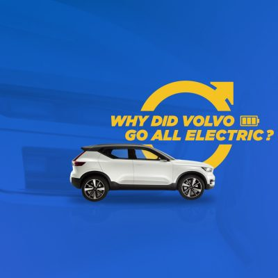 Why did Volvo go all electric?