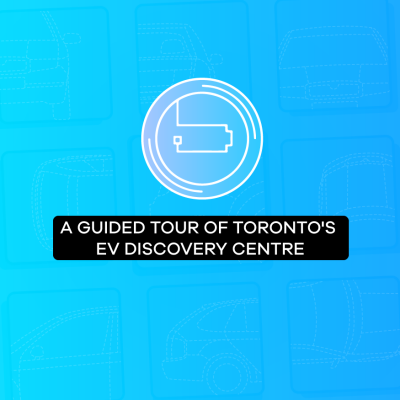 A guided tour of Toronto's EV Discovery Centre