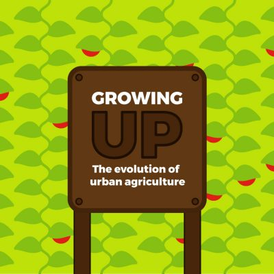 Growing Up: The evolution of urban agriculture