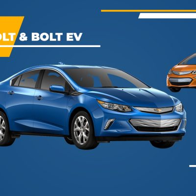 The present & future of Chevrolet's EV offerings