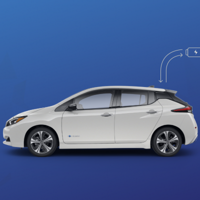 Nissan Combines EVs with At-Home Solar
