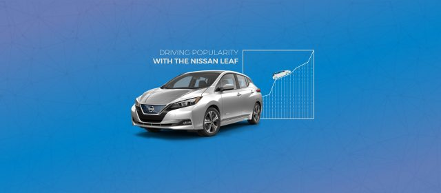 Driving Popularity with the Nissan Leaf