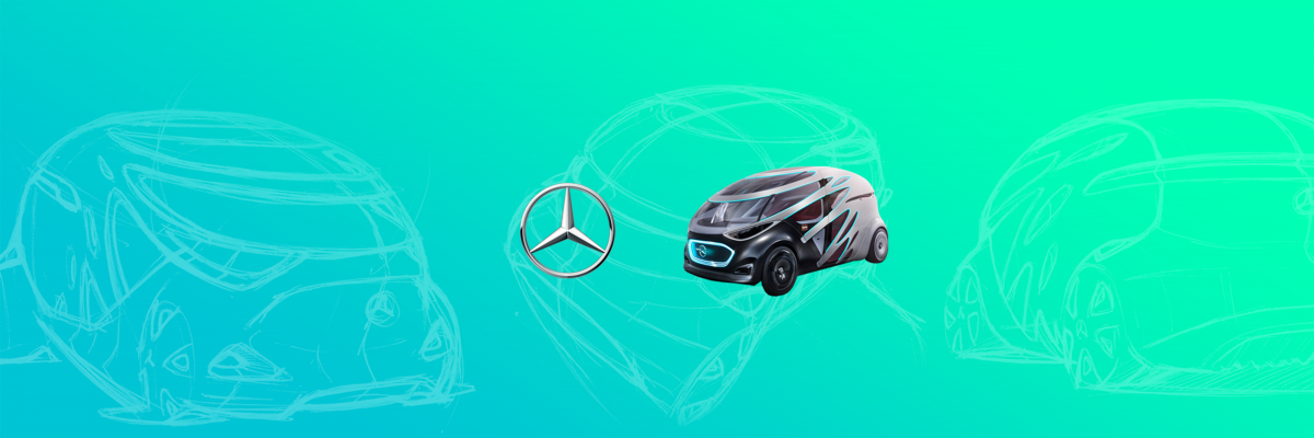 Mercedes-Benz URBANETIC Unveiled