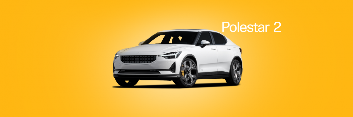 Say hello to the Polestar 2, from Volvo.