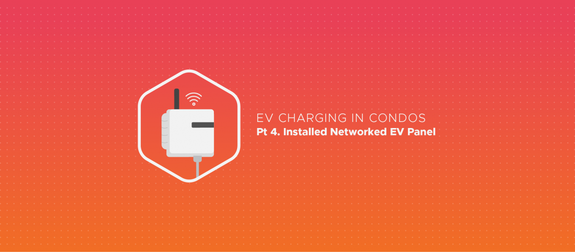 Video: EV Charging in Condos: Installed Networked EV Panel