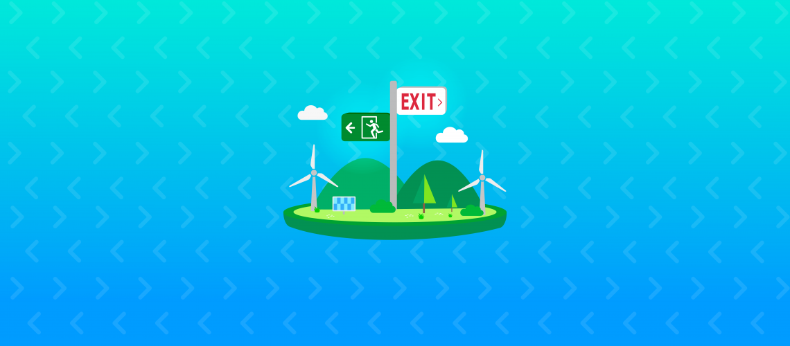 Do you need to replace all your exit signs?