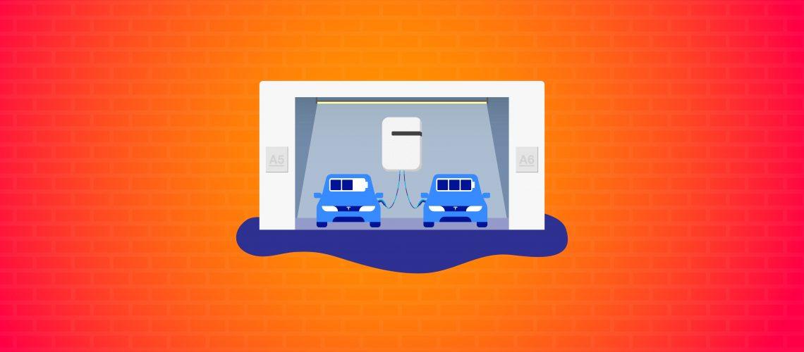 Video: Inside an EV Charging Zone