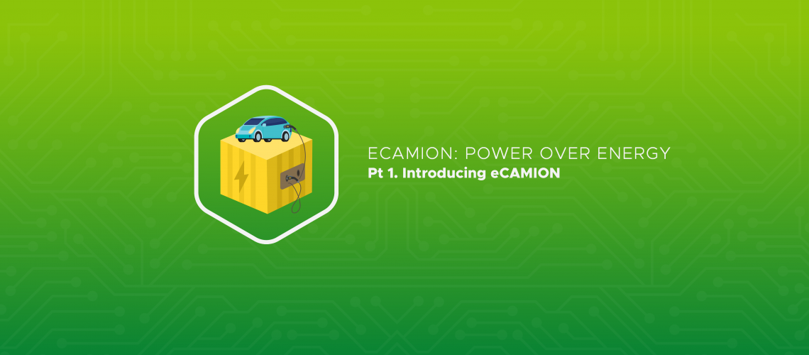 Video: Power Over Energy: Introducing eCAMION