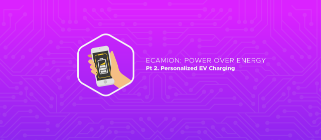 Video: eCAMION: Personalized EV Charging