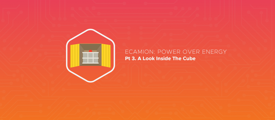 Video: eCAMION: A Look Inside The Cube