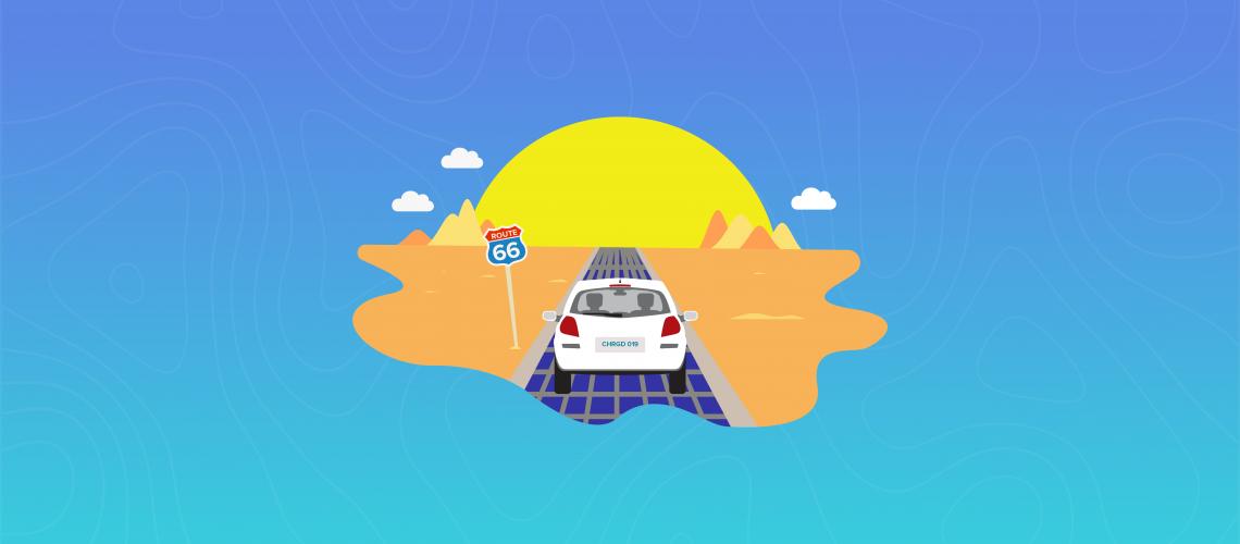 Solar Powered Roads