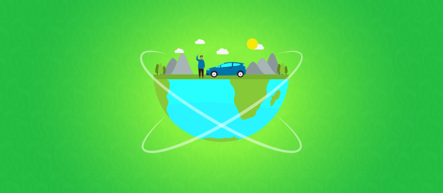 Environmental benefits from Electric Vehicles